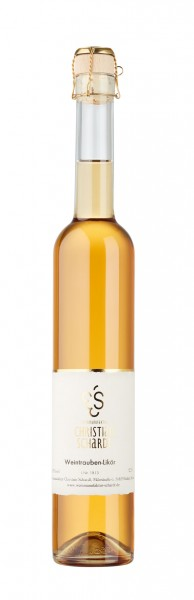 Weintraubenlikör